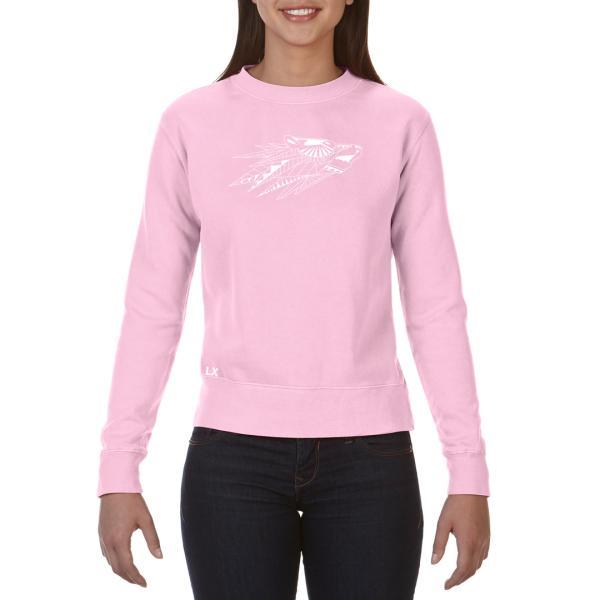 Lx Koch - Ladies Sweatshirt - Wolf