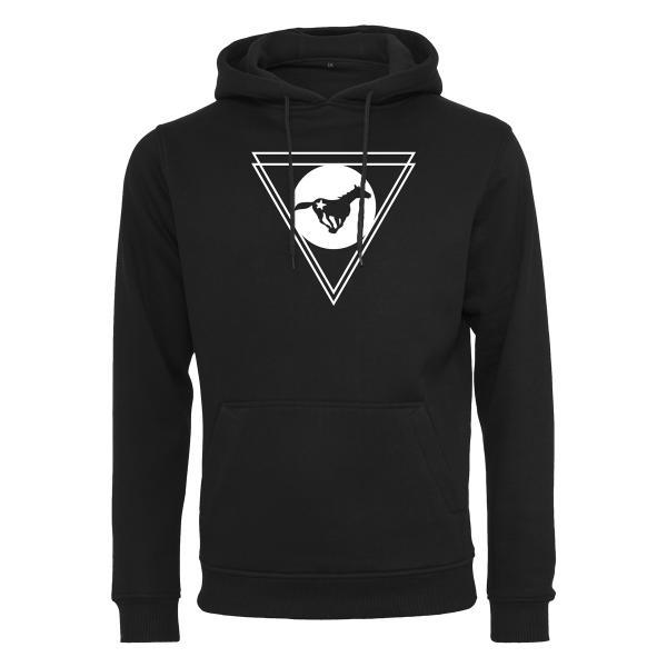 NFF Club - Premium Hoodie - Logo 3eck