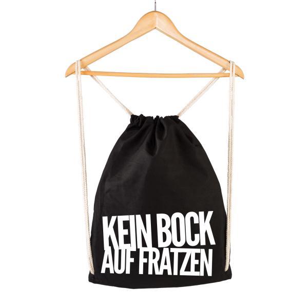 Kein Bock Auf Fratzen - Gymsac - Logo