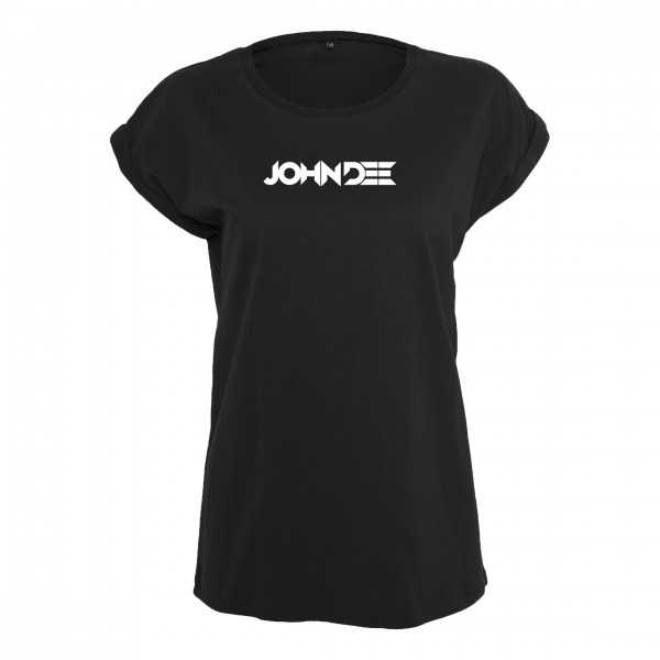 John Dee - T-Shirt (Female) - Logo
