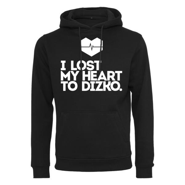 Supadizko - Light Hoodie - I LOST MY HEART TO DIZKO