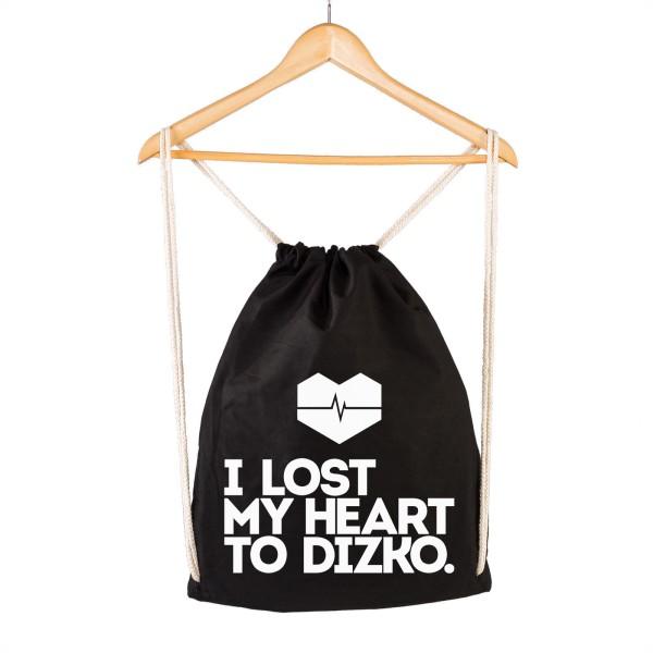Supadizko - Gymsac Schwarz - I LOST MY HEART TO DIZKO