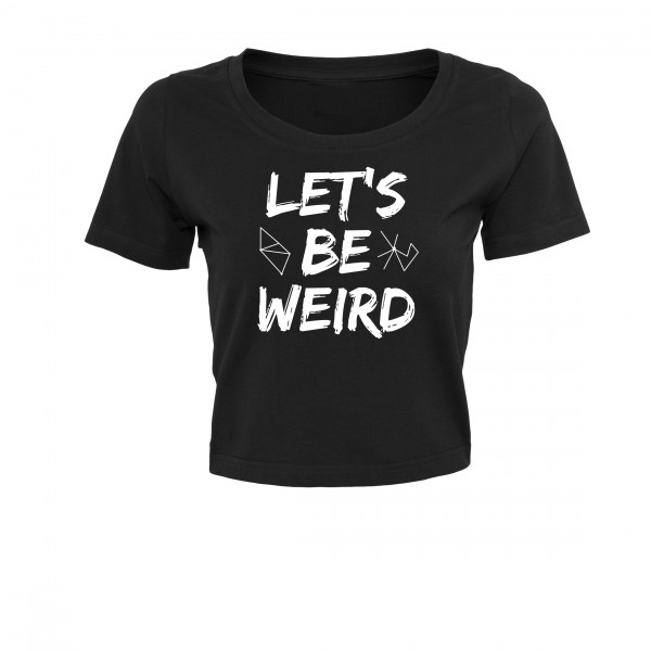 ECHELON Open Air - Crop Top - LET'S BE WEIRD