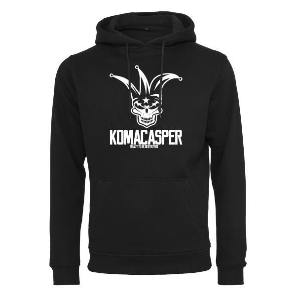 Komacasper - Premium Hoodie - Logo