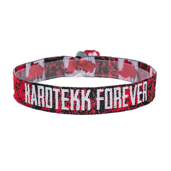 Strezzkidz - Stoffband - Hardtekk Forever