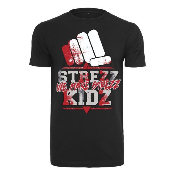 Strezzkidz - T-Shirt Klassik - Destroyed