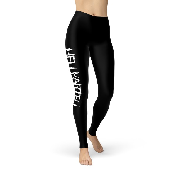 Hell Kartell - Leggings - Logo