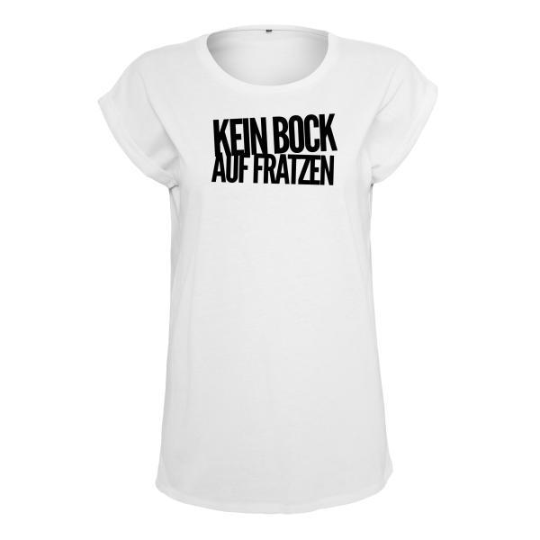Kein Bock Auf Fratzen - Ladies Shirt - Logo