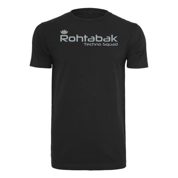 Rohtabak - T-Shirt Klassik - Techno Squad