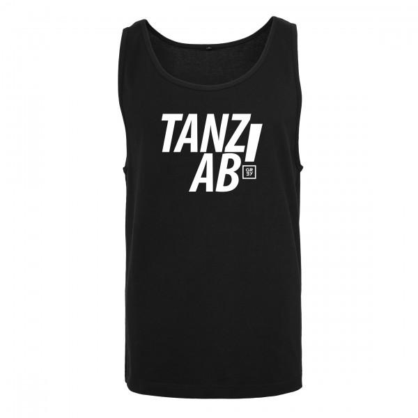 Compact Grey - Tank Top - Tanz ab!