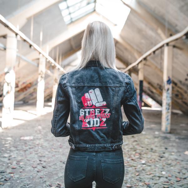 Strezzkidz - Ladies Denim Jacket