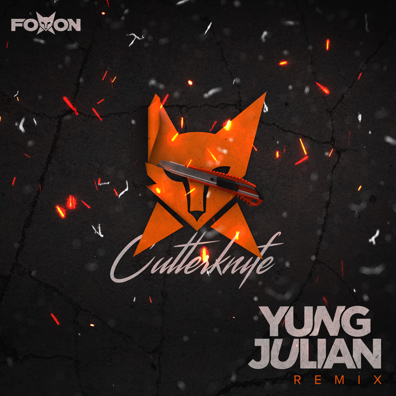 FOXON - Cutterknife - YUNGJULIAN Remix | Blog | FEIERSTOFF.DE