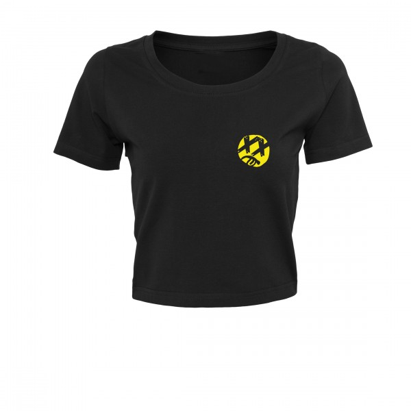 CliXX - Crop Top - Logo