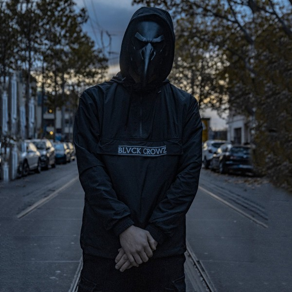 BLVCK CROWZ - Pull Over Jacket