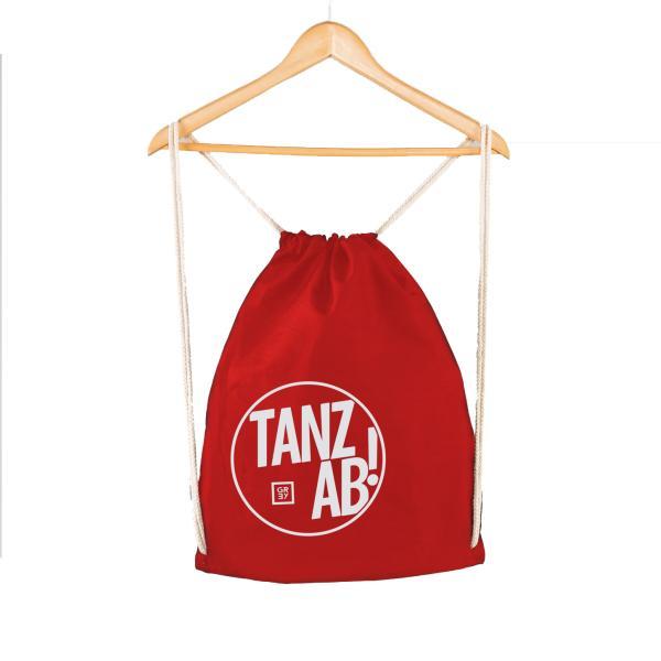 COMPACT GREY GYMSAC - TANZ AB!
