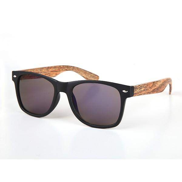Sonnenbrille in Holzoptik - Viper V-1241