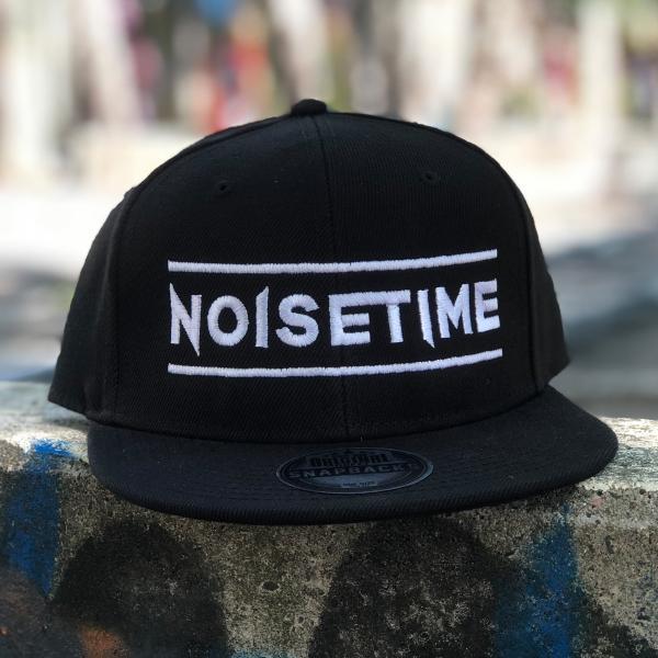 Noisetime - Snapback - Logo