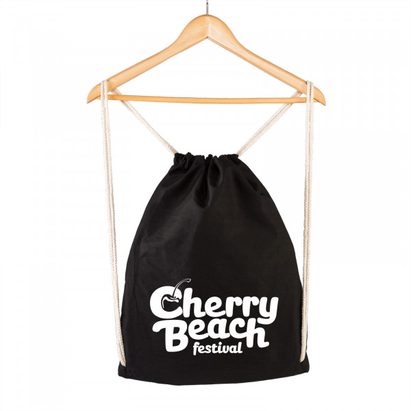 Cherry Beach - Gymsac Schwarz