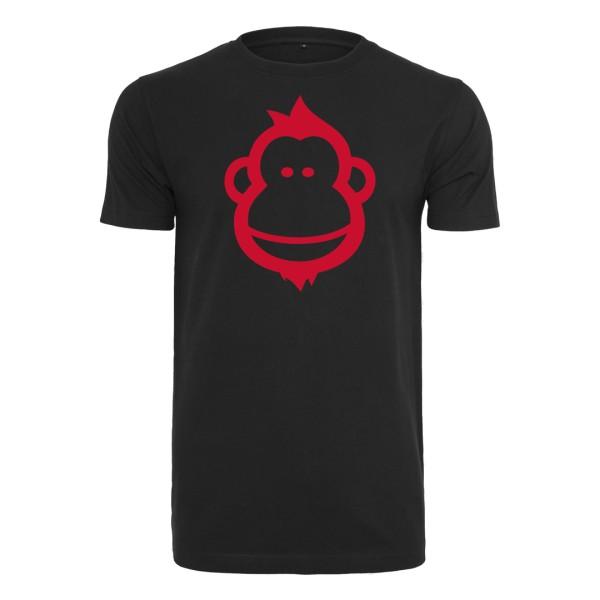Feierstoff - T-Shirt Klassik - Affe