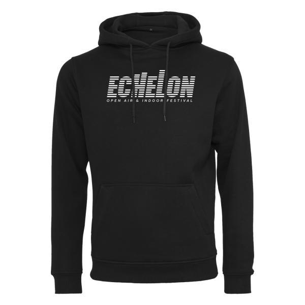ECHELON Open Air - Light Hoodie - Logo BIG