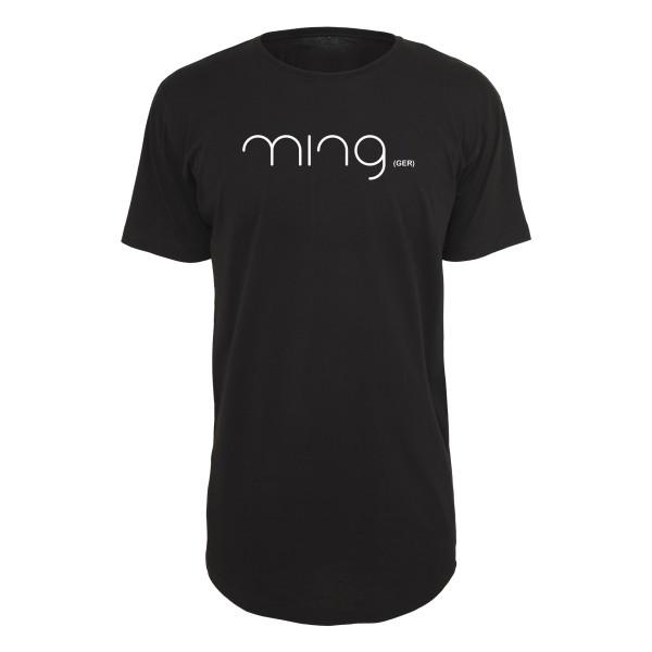 Ming (Ger) - Long Tee - Logo