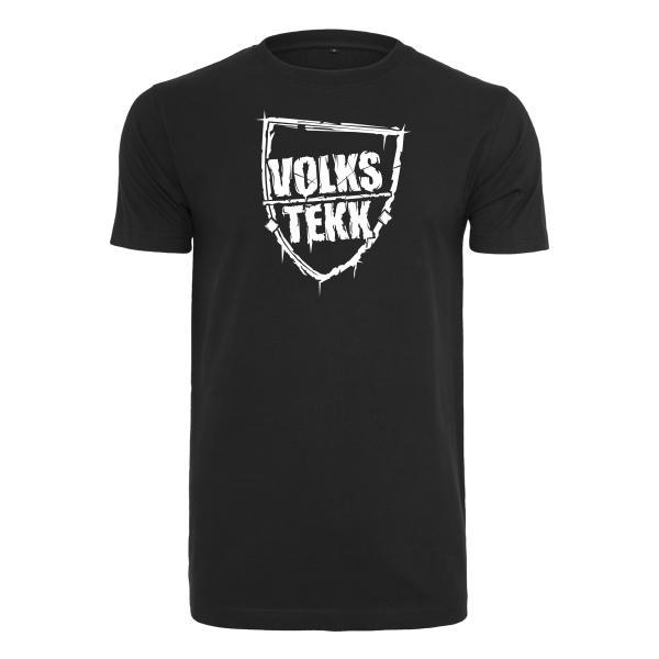 Volkstekk - T-Shirt Klassik - Logo