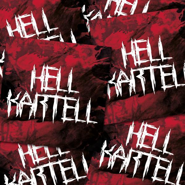 Hell Kartell - Sticker Pack - Logo