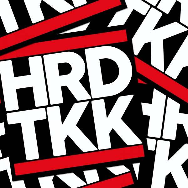 HRDTKK - Sticker Pack - Quadrat