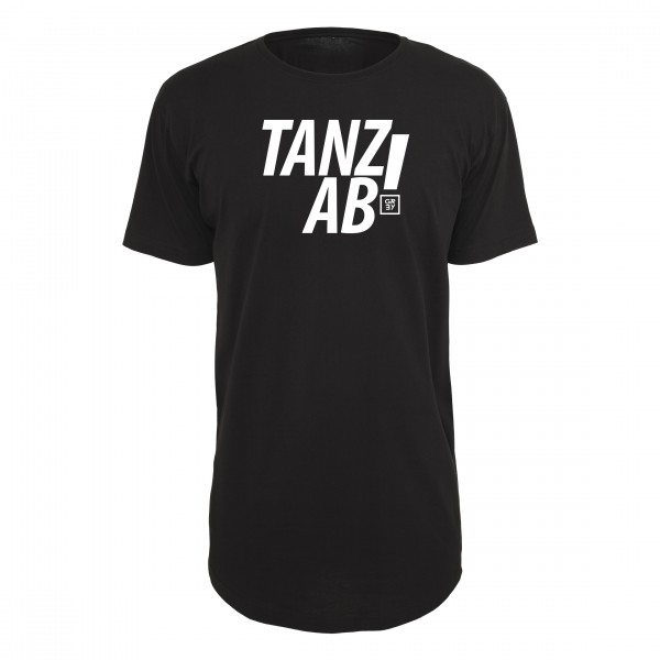 Compact Grey - Long Tee - Tanz ab!
