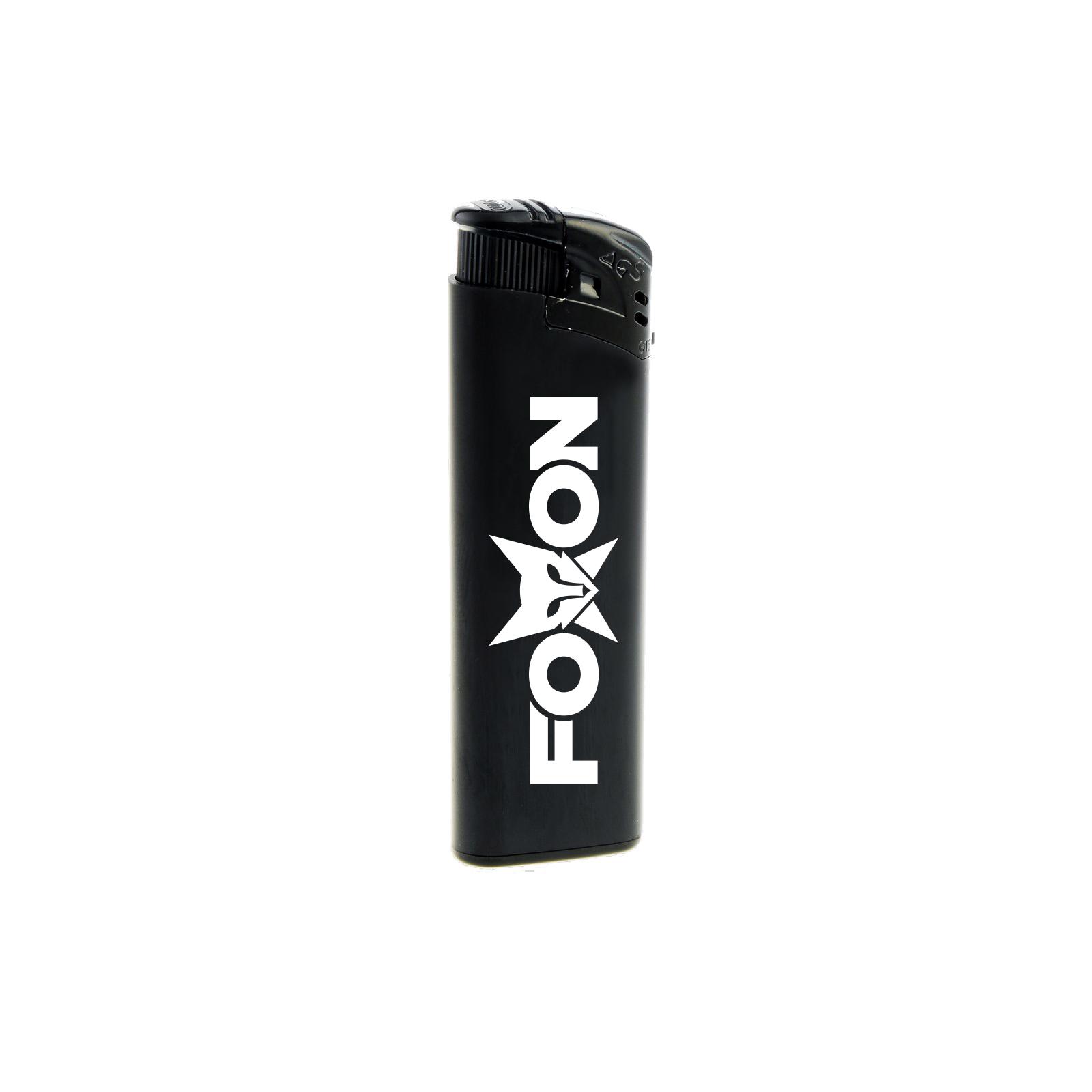 Foxon - Feuerzeug - Logo | Foxon | Merchandise | FEIERSTOFF.DE